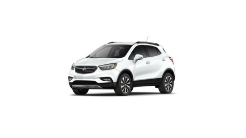 2019 BUICK Encore excludes 1SV