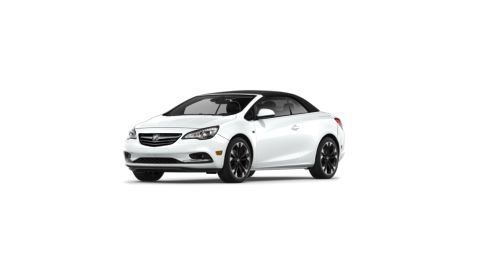 2019 BUICK Cascada excludes 1SV