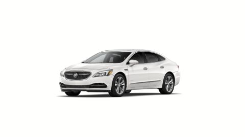2019 BUICK LaCrosse excludes 1SV